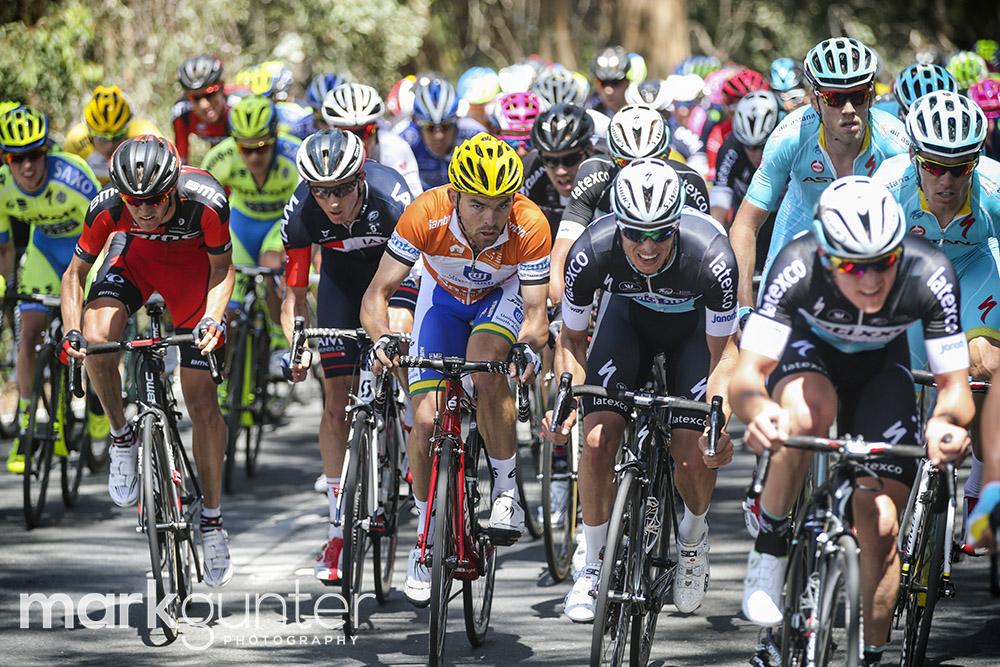 2015 Tour Down Under Stage 2, January 21, 2015. 150.5km 181 BOBRIDGE Jack UniSA Australia AUS