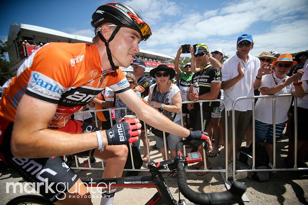 2015 Tour Down Under Stage 5, January 24, 2015. McLaren Vale - Willing Hill 151.5km 7 DENNIS Rohan BMC Racing Team AUS