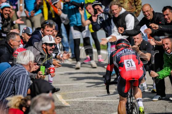 Cadel Evans Giro d'Italia